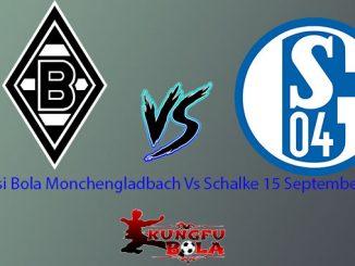 Prediksi Bola Monchengladbach Vs Schalke 15 September 2018