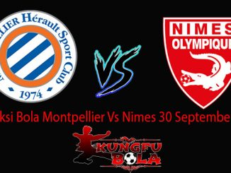 Prediksi Bola Montpellier Vs Nimes 30 September 2018