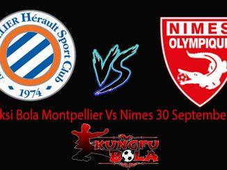Prediksi Bola Montpellier Vs Nimes 30 September 2018