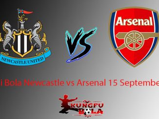 Prediksi Bola Newcastle vs Arsenal 15 September 2018