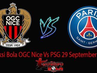 Prediksi Bola OGC Nice Vs PSG 29 September 2018