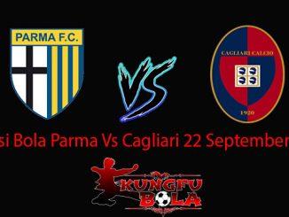 Prediksi Bola Parma Vs Cagliari 22 September 2018