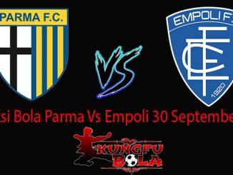 Prediksi Bola Parma Vs Empoli 30 September 2018