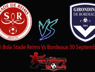 Prediksi Bola Stade Reims Vs Bordeaux 30 September 2018