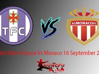 Prediksi Bola Tolouse Vs Monaco 16 September 2018