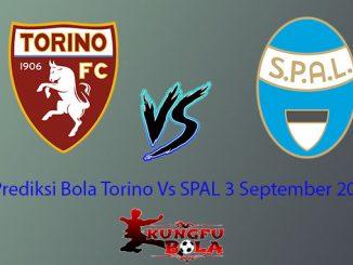 Prediksi Bola Torino Vs SPAL 3 September 2018