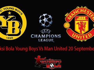 Prediksi Bola Young Boys Vs Man United 20 September 2018