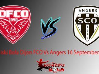Prediski Bola Dijon FCO Vs Angers 16 September 2018