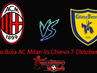 Prediksi Bola AC Milan Vs Chievo 7 Oktober 2018