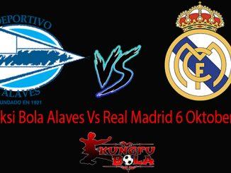 Prediksi Bola Alaves Vs Real Madrid 6 Oktober 2018