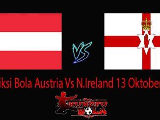 Prediksi Bola Austria Vs N.Ireland 13 Oktober 2018