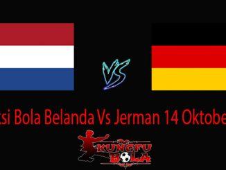 Prediksi Bola Belanda Vs Jerman 14 Oktober 2018