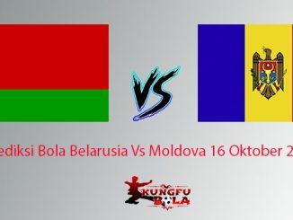 Prediksi Bola Belarusia Vs Moldova 16 Oktober 2018
