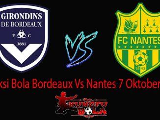 Prediksi Bola Bordeaux Vs Nantes 7 Oktober 2018