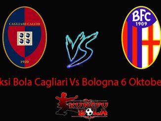 Prediksi Bola Cagliari Vs Bologna 6 Oktober 2018