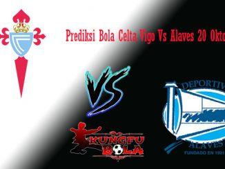Prediksi Bola Celta Vigo Vs Alaves 20 Oktober 2018