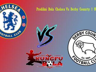 Prediksi Bola Chelsea Vs Derby Counrty 1 November 2018