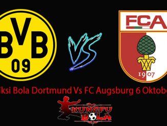 Prediksi Bola Dortmund Vs FC Augsburg 6 Oktober 2018