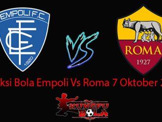 Prediksi Bola Empoli Vs Roma 7 Oktober 2018