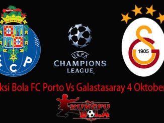 Prediksi Bola FC Porto Vs Galastasaray 4 Oktober 2018