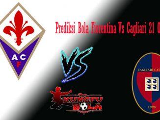 Prediksi Bola Fiorentina Vs Cagliari 21 Oktober 2018