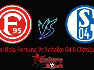 Prediksi Bola Fortuna Vs Schalke 04 6 Oktober 2018
