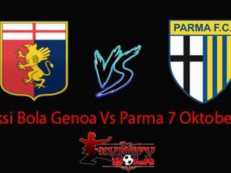 Prediksi Bola Genoa Vs Parma 7 Oktober 2018