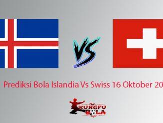 Prediksi Bola Islandia Vs Swiss 16 Oktober 2018