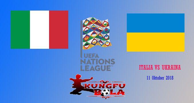 Prediksi Bola Italia Vs Ukraina 11 Oktober 2018