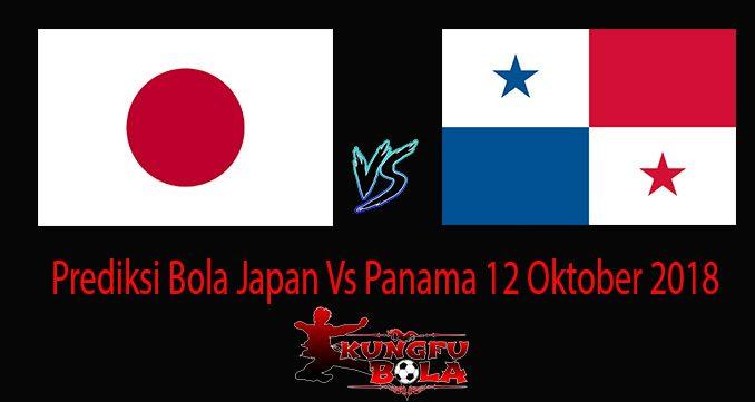 Prediksi Bola Japan Vs Panama 12 Oktober 2018