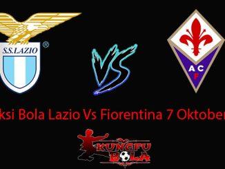 Prediksi Bola Lazio Vs Fiorentina 7 Oktober 2018
