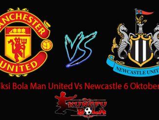 Prediksi Bola Man United Vs Newcastle 6 Oktober 2018