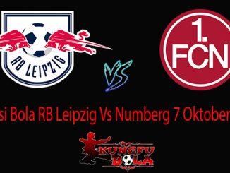 Prediksi Bola RB Leipzig Vs Numberg 7 Oktober 2018