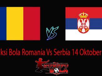 Prediksi Bola Romania Vs Serbia 14 Oktober 2018