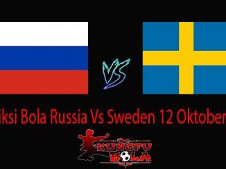 Prediksi Bola Russia Vs Sweden 12 Oktober 2018
