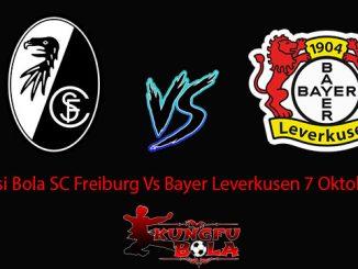 Prediksi Bola SC Freiburg Vs Bayer Leverkusen 7 Oktober 2018