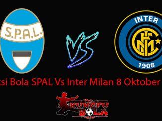 Prediksi Bola SPAL Vs Inter Milan 8 Oktober 2018