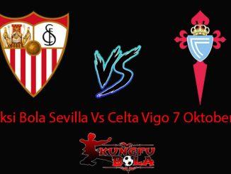 Prediksi Bola Sevilla Vs Celta Vigo 7 Oktober 2018
