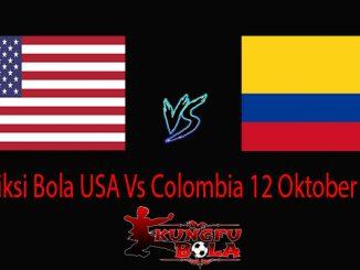 Prediksi Bola USA Vs Colombia 12 Oktober 2018