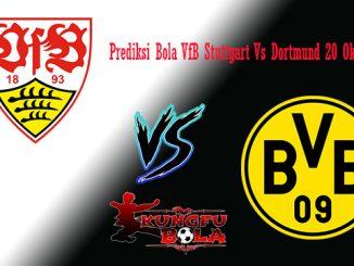 Prediksi Bola VfB Stuttgart Vs Dortmund 20 Oktober 2018