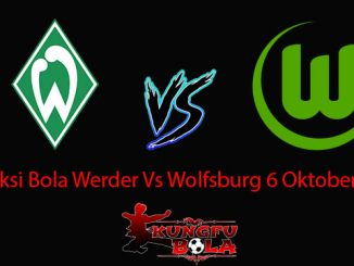 Prediksi Bola Werder Vs Wolfsburg 6 Oktober 2018