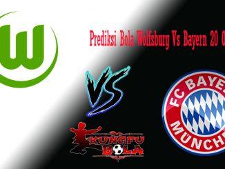 Prediksi Bola Wolfsburg Vs Bayern 20 Oktober 2018