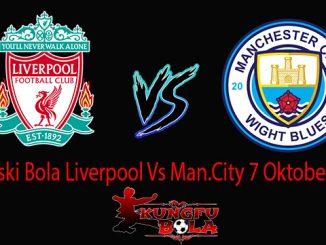 Prediski Bola Liverpool Vs Man city