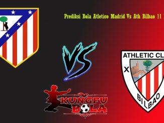 Prediksi Bola Atletico Madrid Vs Ath Bilbao 11 November 2018