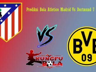 Prediksi Bola Atletico Madrid Vs Dortmund 7 Oktober 2018