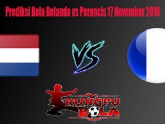 Prediksi Bola Belanda vs Perancis 17 November 2018