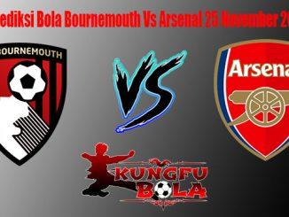 Prediksi Bola Bournemouth Vs Arsenal 25 November 2018