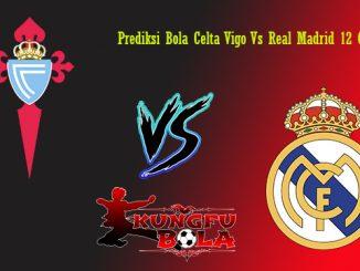 Prediksi Bola Celta Vigo Vs Real Madrid 12 Oktober 2018