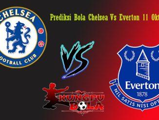 Prediksi Bola Chelsea Vs Everton 11 Oktober 2018