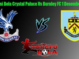 Prediksi Bola Crystal Palace Vs Burnley FC 1 Desember 2018